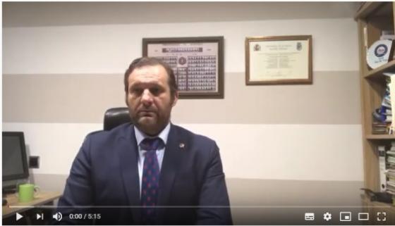 Comunicado del presidente del Ilustre Colegio Oficial de Graduados Sociales de Pontevedra