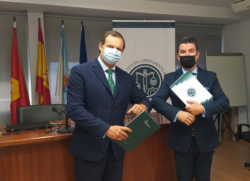 Firma de convenio de colaboración con Editorial Jurídica SEPÍN